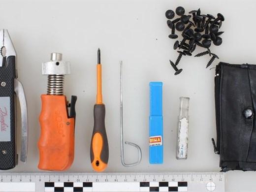 Столични криминалисти задържаха двама рецидивисти за кражба