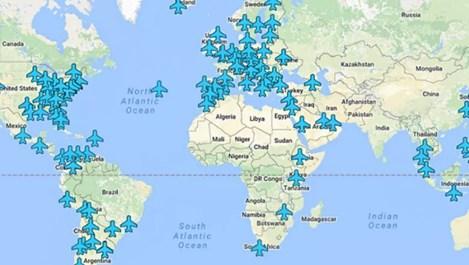 Какви са WiFi паролите на големите световни летища
