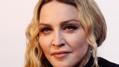 Мадона с железен спортен режим