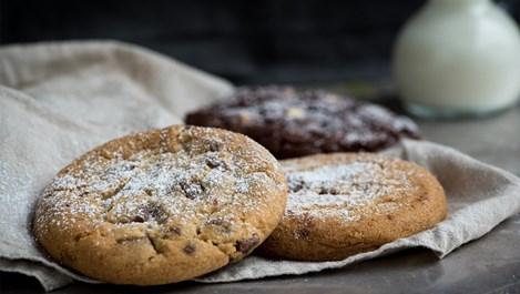 Бисквитки с фъстъчено масло
