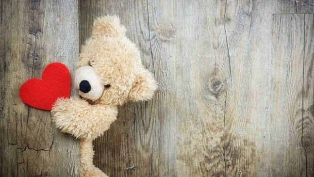 3 начина да направите детето част от Свети Валентин