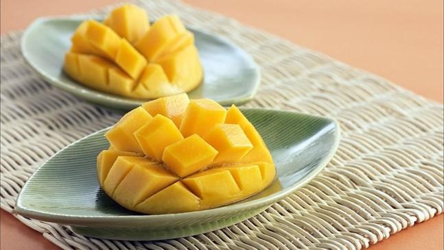 Смути с манго
