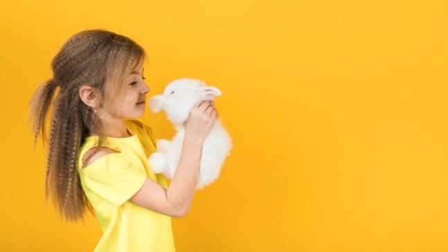 Поучителна притча за щастливите деца