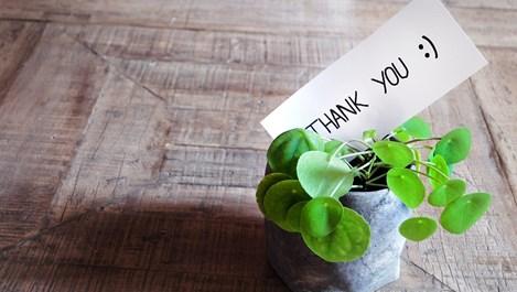 """Тимъти Дънфи: Казвайте """"благодаря"""" на всичко и ще живеете по-добре"""