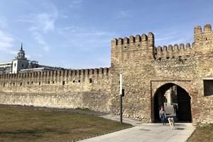 Крепостта на Телави