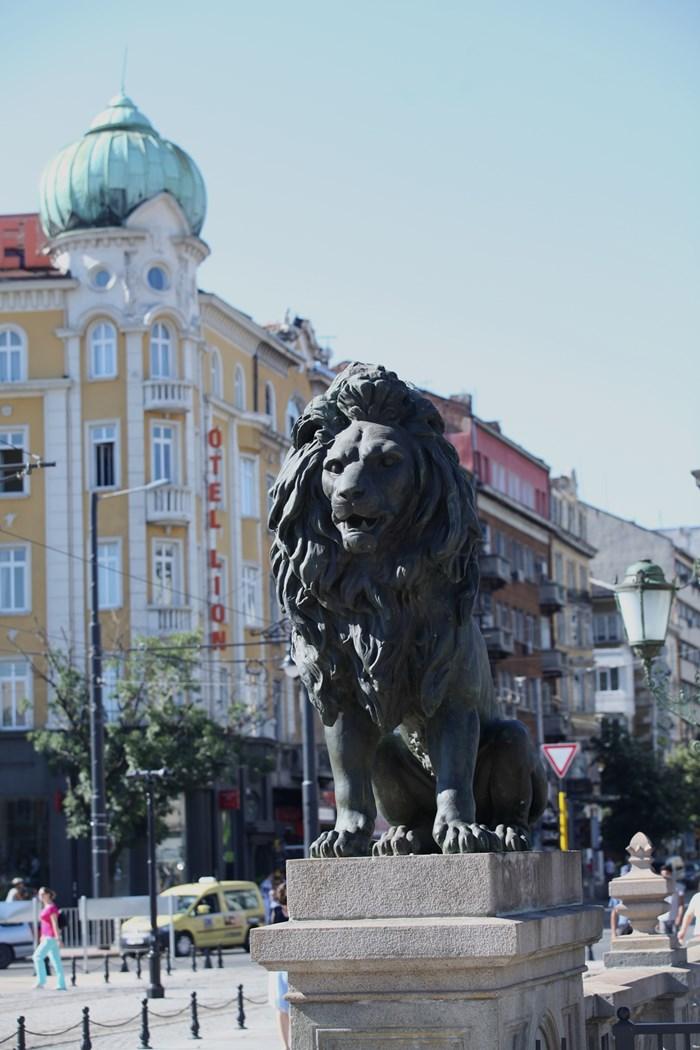 Как пази Лъвов мост по пътя към Европа