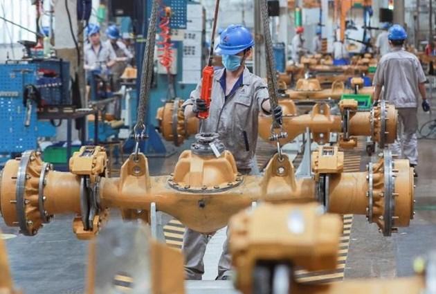 Китайската икономика се възстановява устойчиво и стабилно