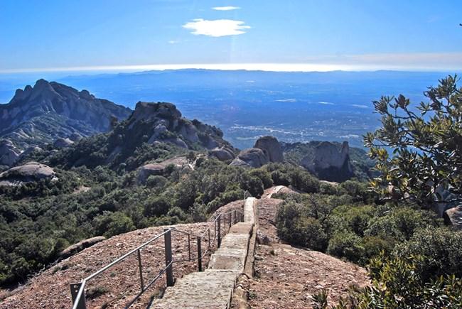 Пътека към Сан Жерони