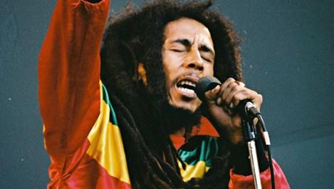Боб Марли първи изпява Is This Love (+видео)