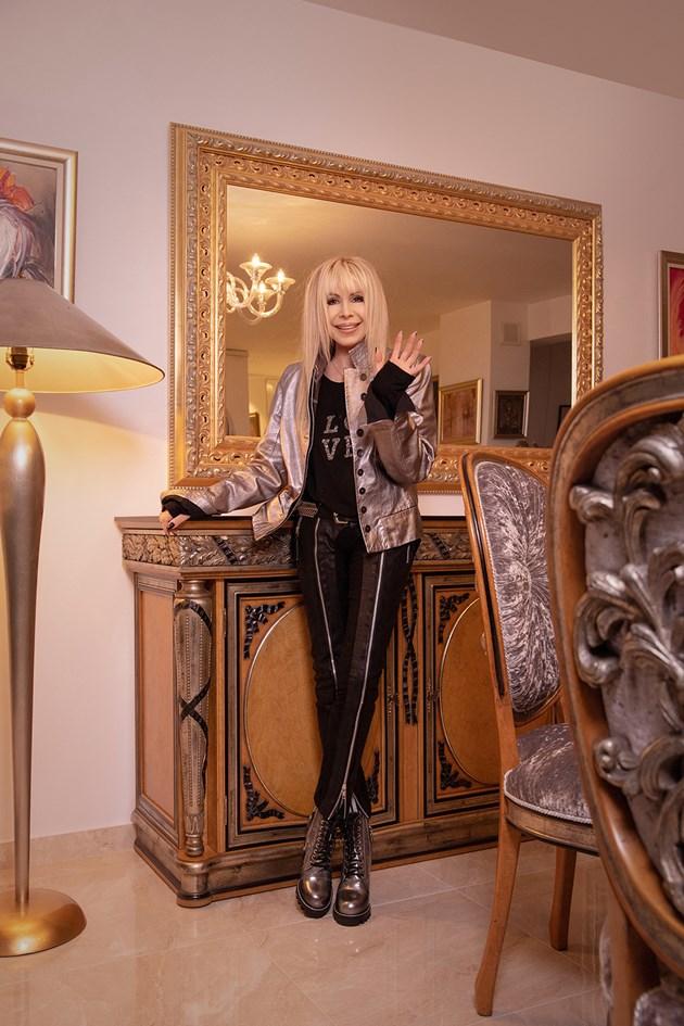 Лили Иванова: Не забравям, но и не отмъщавам