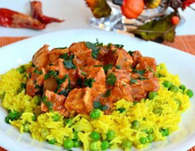 Индийско пиле