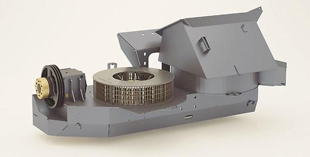 Макет на терминатора на плевели
