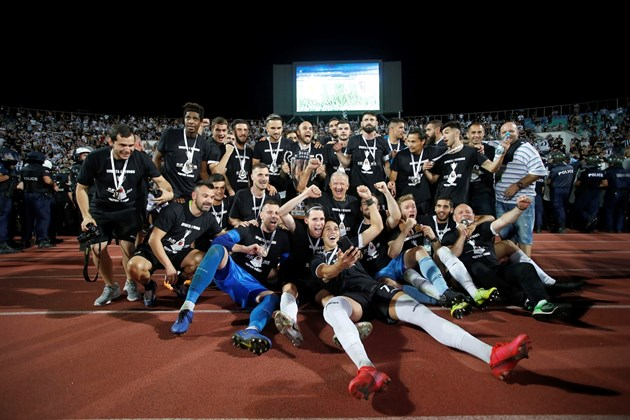 """""""Локо"""" (Пд) спечели за втори път поред Купата на страната"""