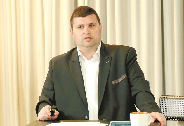 Петко Василев, управител на KWS България