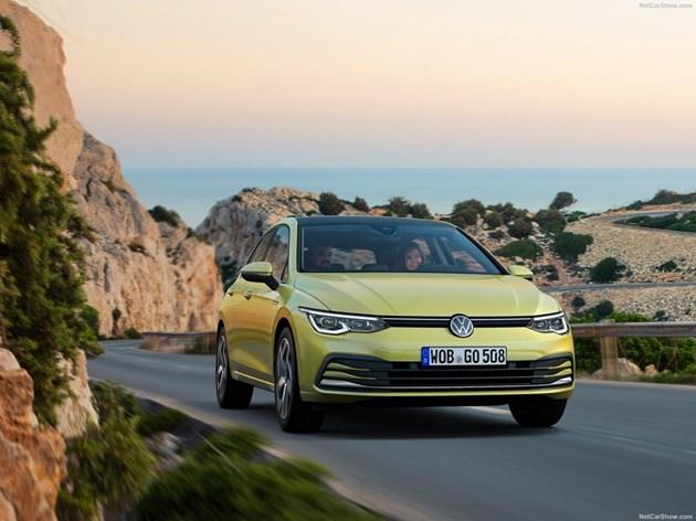 Новият Volkswagen Golf си говори с околните
