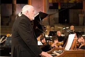 Джон Лорд преди концерта в НДК на 30.10.2010 г. СНИМКИ: АРХИВ НА ПРОДУКЦИЯТА