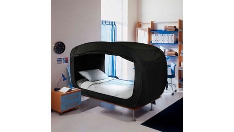 Палатка в леглото