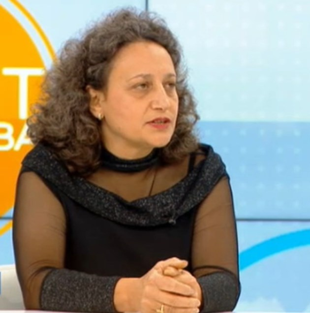 Д-р Виктория Чобанова