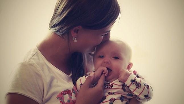 Потиснато настроение след раждането