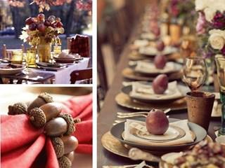 Есенни акценти за трапезата (снимки)