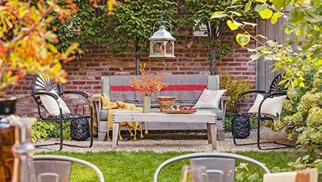 Уют и комфорт в двора
