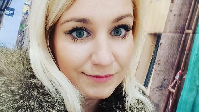 Журналистката Жана Шеплякова СНИМКА: ВКонтакте