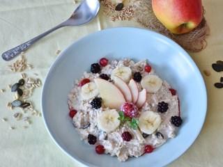 Здравословна закуска с кокосово мляко
