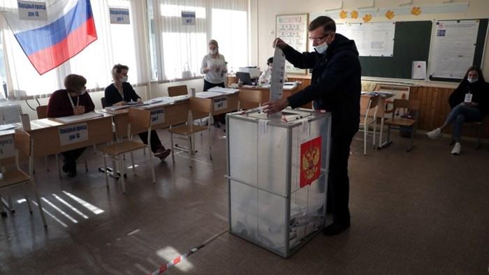 Избори в Русия