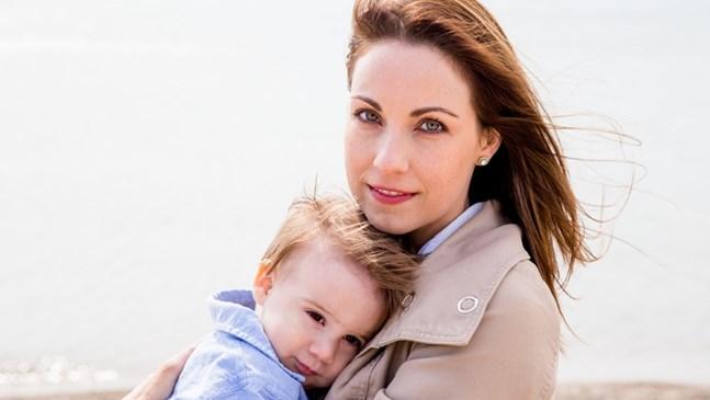 Ето как тази майка възпита в своя малък син уважение към жените