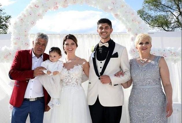Чакърдъкова ожени сина си