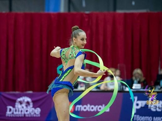 Гимнастичките останаха без медал на световното