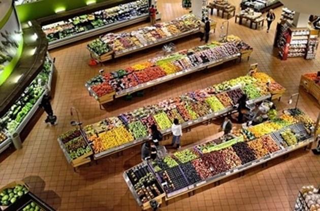 Цените на храните на едро - с 2,58 %  понижение