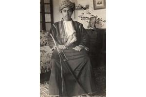 Саид ибн Теймур ибн Фейсал - султан на Оман