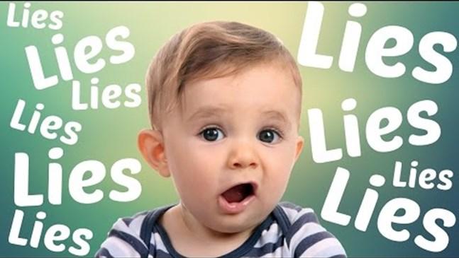 12 малки лъжи, които всеки родител казва на детето