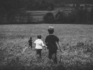 Притча за щастието и децата