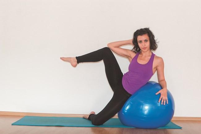 Упражнения срещу болки в гърба и кръста (галерия) - Всичко..