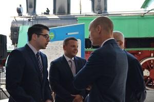 Пеканов и Алексиев в разговор с хората на Европейската комисия.