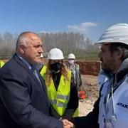 Борисов: На 30 декември трябва да е готов интерконекторът с Гърция (Видео, обновена)
