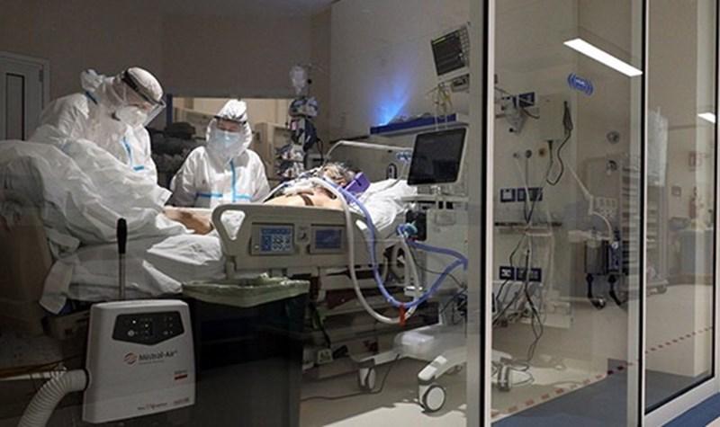 """Болницата """"Сант Орсола""""в Болоня (фейсбук)"""