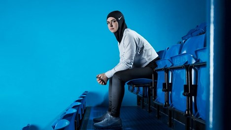 Nike измисли хиджаб за спортистки (снимки + видео)