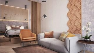 Дървени идеи за малкото жилище (галерия)