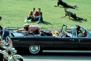 Кенеди бе убит в Далас през 1963 г.
