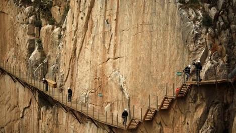 Най-смъртоносната пътека в света