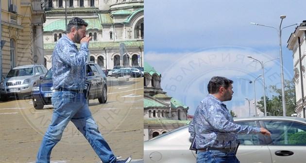 Тупарев конкурира Лечков по стил