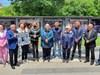 Спортни легенди приветстваха откриването на уникална фотоизложба пред НДК