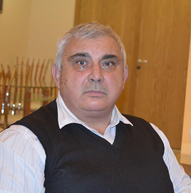 директорът на ЦОРХВ проф. д-р Георги Георгиев