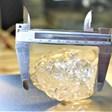 Третият по големина диамант в света е открит в Ботсвана