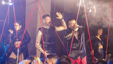 Павел и Венци с нов албум