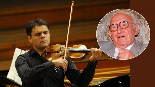 Цигуларат Веско Василев на 50 г. : Живков ми даде кофа сладолед, а не апартамент