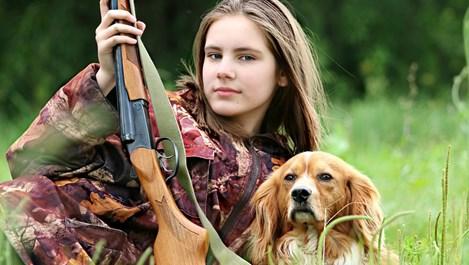Тя обича лова, той танците. Ще я бъде ли любовта?